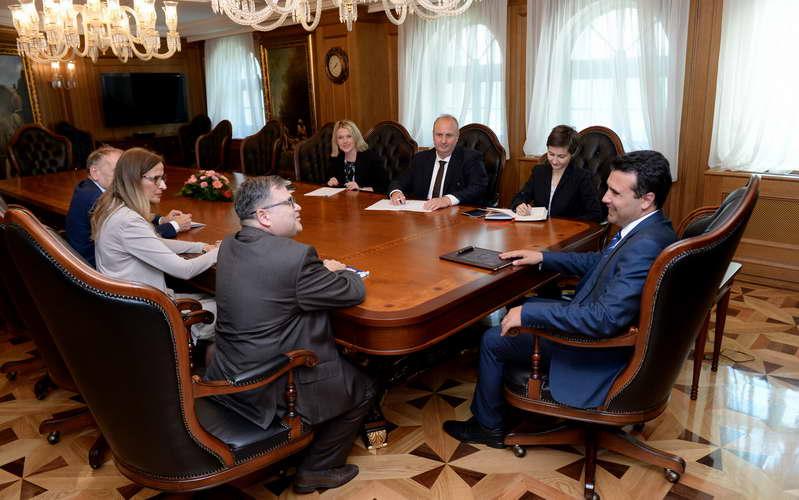 Средба Заев-Тимоние: Македонија оди во правилна насока, ја имате поддршката од Франција