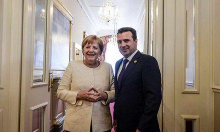Самит во Берлин: Македонија се бори за јуни, Меркел и Макрон туркаат кон септември