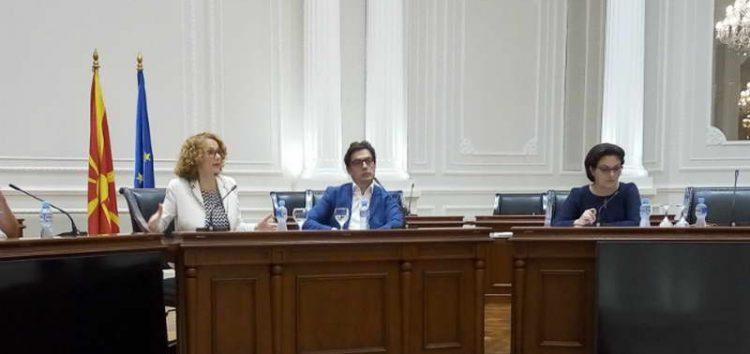 Шекеринска: Задутре добиваме покана за НАТО, да не ја пропуштиме шансата