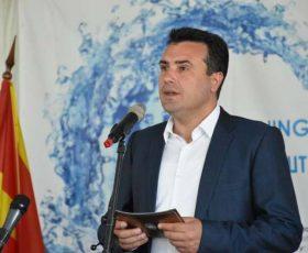 Заев: Прифативме законски измени за пржински формат за техничка влада пред избори