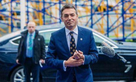 Димитров му предлага на Спасовски да ја разреши Мизрахи поради вербална нота од Грција