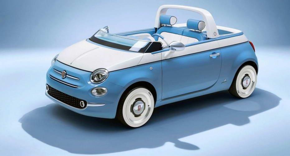 Специјална летна верзија: Fiat 500 Spiaggina