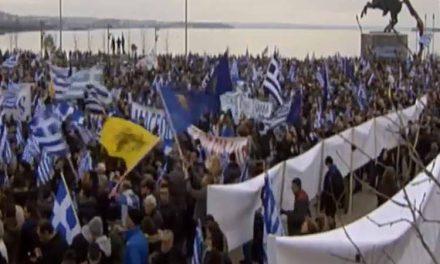 """""""Ројтерс"""": Руските дипломати во Грција вршеле """"многу нелегални активности"""" на протестите против Македонија"""