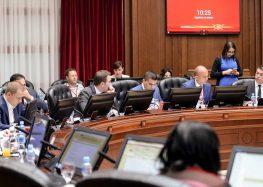 80-та седница на Влада: Усвоен предлог законот за изменување на Изборниот законик