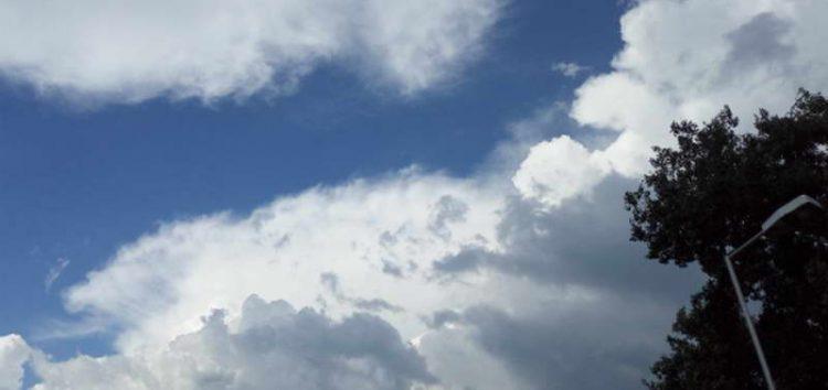 Денеска сончево со умерена облачност