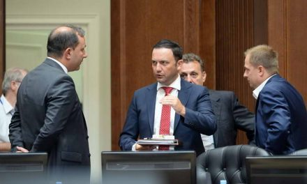 Владата го разреши директорот на Бирото за јавна безбедност, Лазо Велковски