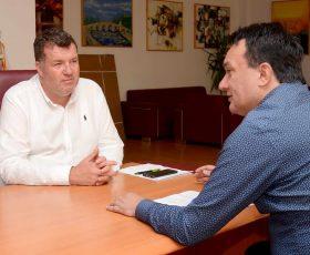 """Сугарески: Владата ќе учествува во уредувањето на индустриската зона """"Визбегово"""""""
