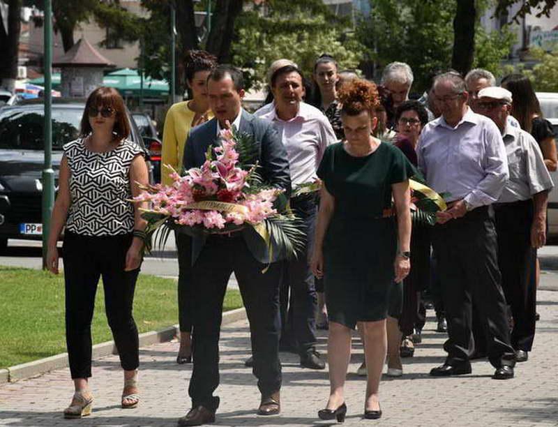 Одбележани 116 години од раѓањето на Методија Андонов – Ченто