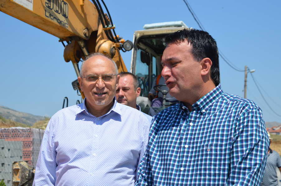 Сугарески: Владата дава максимална поддршка во унапредувањето на животот на граѓаните на Велес