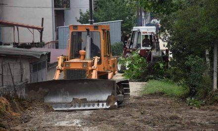 """Улицата """"Гога Димитриоски"""" во најстарата прилепска населба """"Варош"""" комплетно ќе се асфалтира"""
