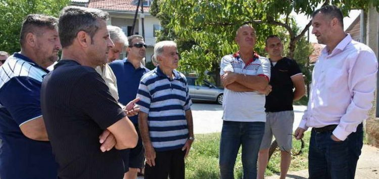 """Подобрено водоснабдувањето на жителите од прилепската урбана заедница """"Рид"""""""