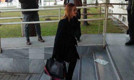 Јанкуловска сама во суд, расправата одложена