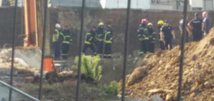 Двајца мртви, во центарот на Белград се сруши ѕид при изградба