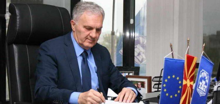 Честитка од градоначалникот Јованоски по повод Курбан Бајрам