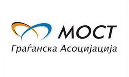 МОСТ: Граѓаните да ги проверат податоците во Избирачкиот список