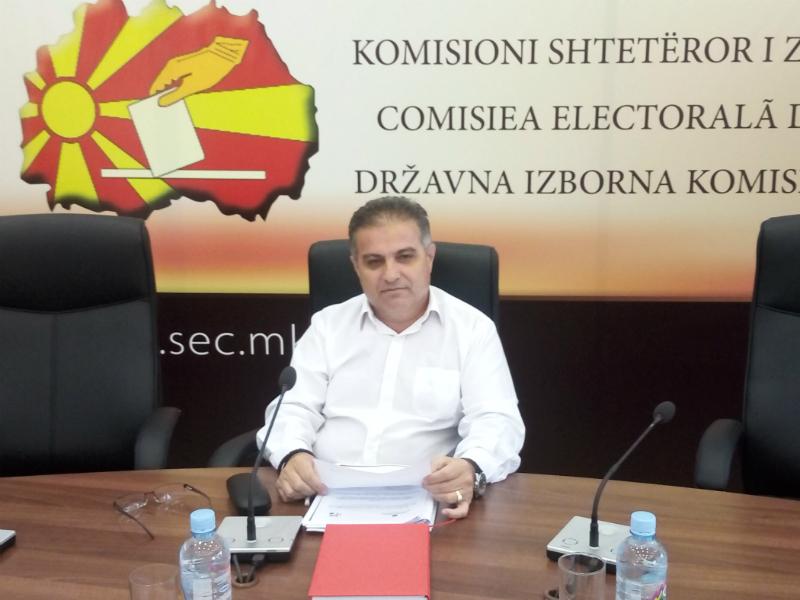 Претседателот на ДИК, Деркоски, во 2011 добивал наредби од Јанакиески за гласањето