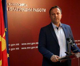 Спасовски предложи разрешување на шефот на БЈБ, Велковски, поради скандалот со џипот