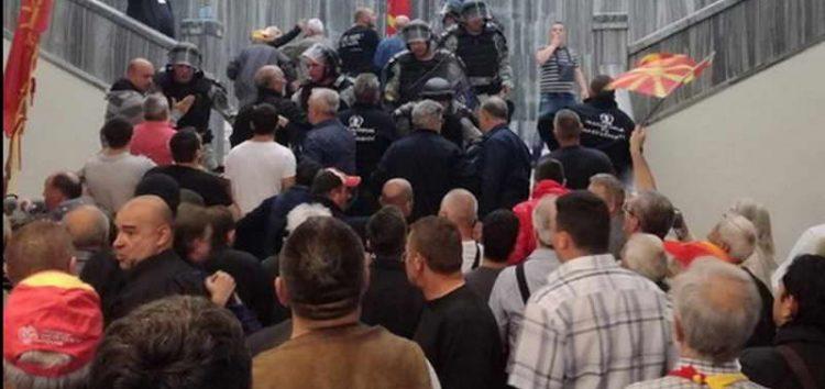 Сведок: Планирано било да се влезе во Собрание, а Иванов да прогласи воена состојба