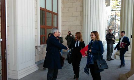 """Продолжува судењето за """"Титаник"""", Груевски и Јанкулоска повторно на обвинителна клупа"""