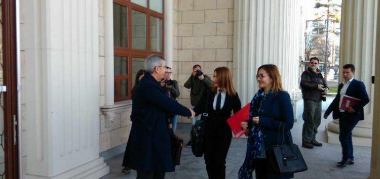 """Денеска пресуда за Јанкулоска за набавката на """"мерцедесот"""""""