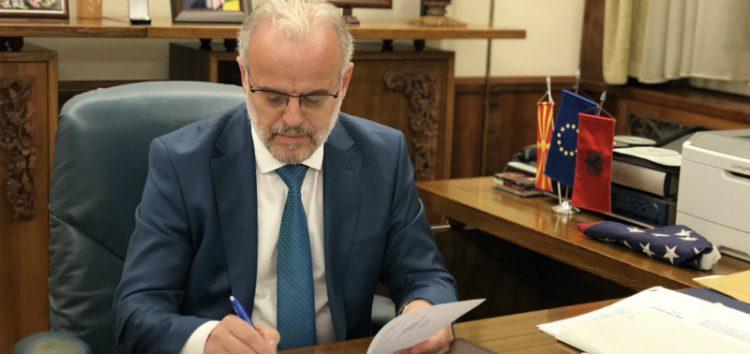 Координативното тело за референдумот ќе го води Џафери, ВМРО-ДПМНЕ не дојде на координација
