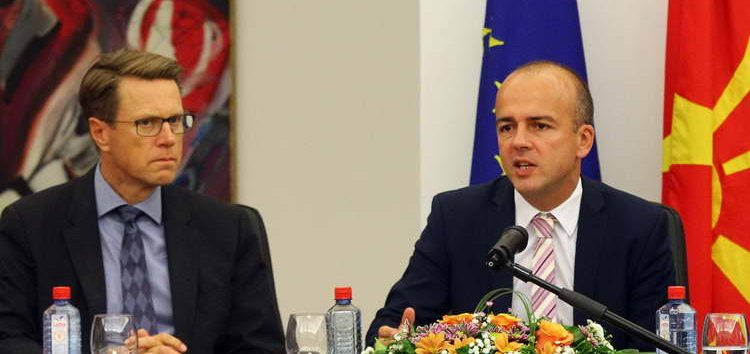 Тевдовски: До крајот на годинава граѓаните ќе имаат увид во исплатите од државната каса