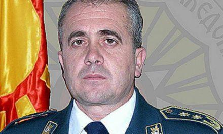 Васко Ѓурчиновски е новиот началник на ГШ на АРМ