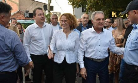 Да ја донесеме Европа во Македонија, за младите да ни останат тука