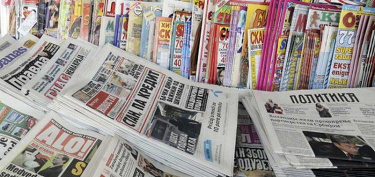 """""""ЦРТА"""": На Балканот, медиумите во Македонија најмногу цитираат """"неименувани извори"""""""