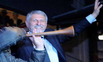 Полицијата врши претрес во куќата на Стевчо Јакимовски