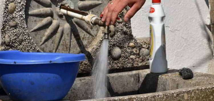 """Во Канатларци има непречено водоснабдување, а до март долгорочно ќе се решат децениските """"водени"""" маки"""