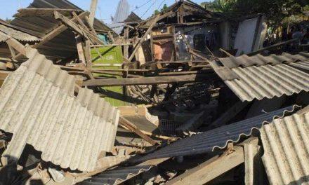 Бројот на загинати во земјотресот во Индонезија се искачи на 436