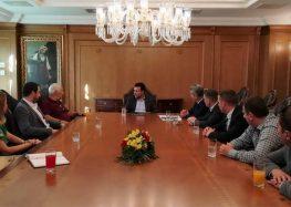 Голема поддршка за европската иднина на земјата од Бошњаците и Гораните во Македонија и Косово