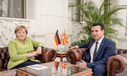 Средба Заев-Меркел: Германија останува посветен партнер бидејќи Македонија испорачува вредности
