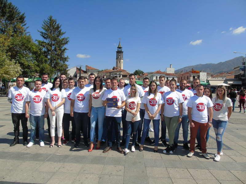"""Коалиција """"Заедно ЗА европска Македонија"""": На 30 септември гласаме за нашата иднина"""