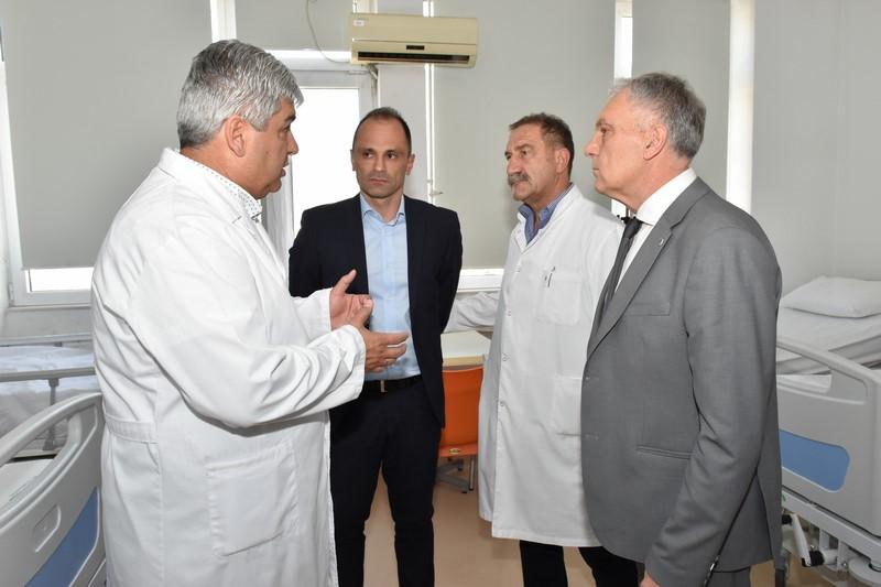 Со доделување на специјализации од различни дејности, прилепската болница ќе го намали недостигот од лекари специјалисти
