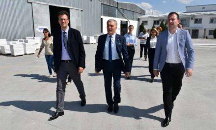 Мермерен комбинат е успешна бизнис приказна на странска инвестиција, со бенефит за општината