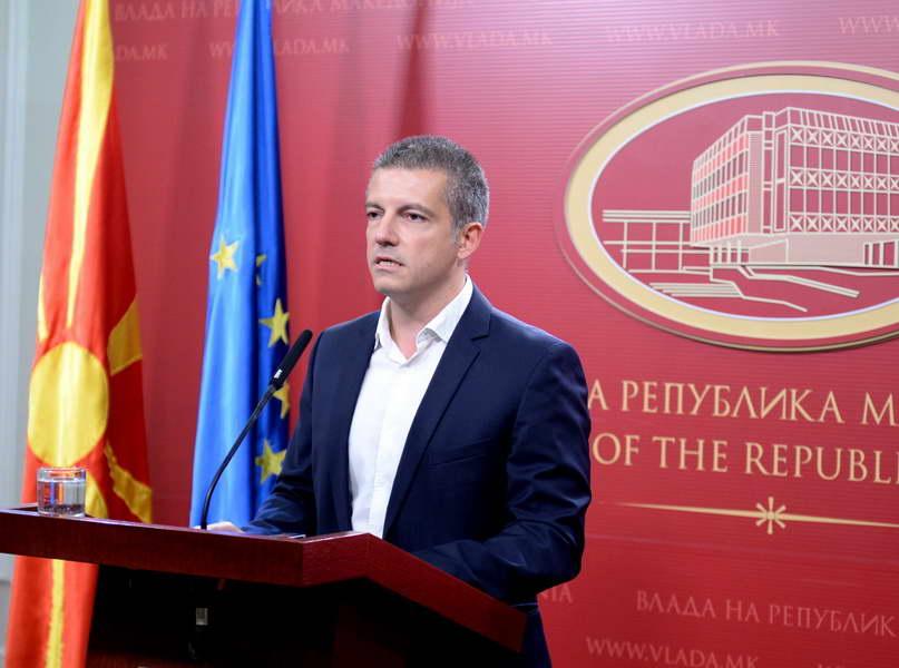 Министерот Манчевски информираше за новата алатка за пријавување на притисок на работно место