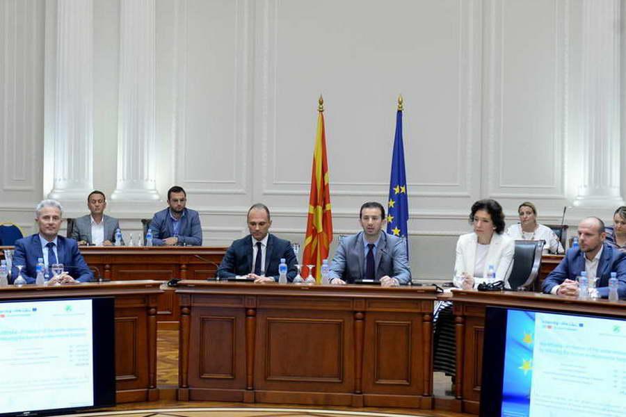 Потпишани договори за 40 ЕУ проекти, за прекугранична соработка со Република Грција, во вредност од 5 милиони