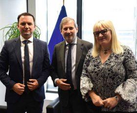 Османи: Македонија ќе остане посветена на европските вредности