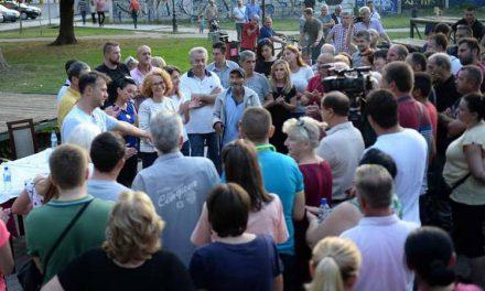 Шекеринска во Чаир: Светот ја гледа Македонија како нова надеж одлуката дали ќе ја искористиме шансата е наша!
