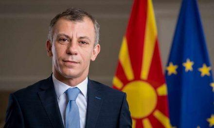Министерот Адеми во посета на Словенија и Италија