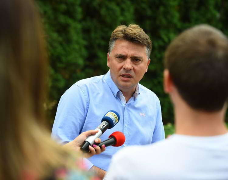 Шилегов: Јас сум им гарант на Скопјани – самоволие на Водно нема да има!