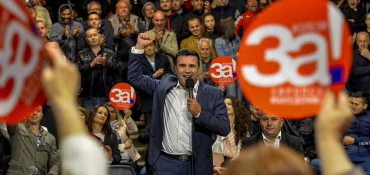Премиерот Заев од Виница: На 30 септември, секој глас ЗА носи подобра иднина!