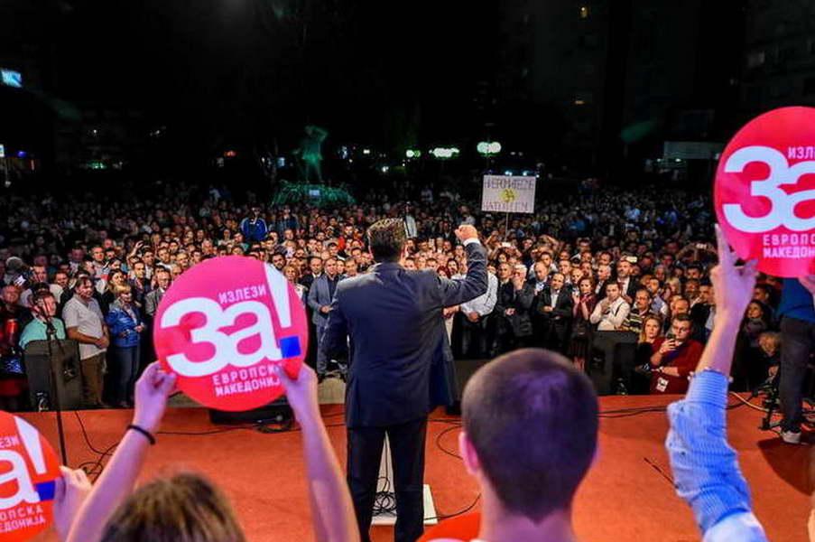 Заев од Куманово: На 30 септември ќе заокружиме ЗА и ќе ја покажеме нашата лична, граѓанска и политичка одговорност