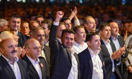 Заев од Велес: На 30 септември младите имаат шанса да ја однесат Македонија во ЕУ и во НАТО