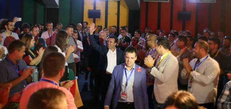 Заев до младите: Не дозволувајте никој да ви каже што е добро за вашата иднина во Македонија
