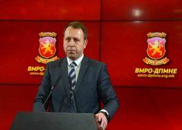 ВМРО-ДПМНЕ засега без агенда за денот на референдумот