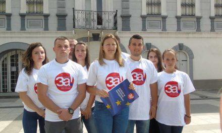 Кети Смилеска: Со Договорот, македонскиот јазик станува официјален во НАТО и ЕУ
