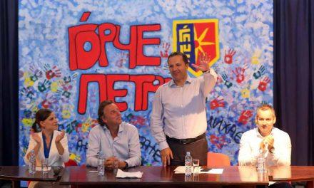 Спасовски со граѓаните на Ѓорче Петров: Да избереме интеграција, да не дозволиме изолација!